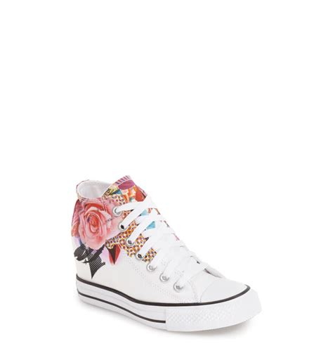 Women's Converse Chuck Taylor All Star Digital Floral Sneakers