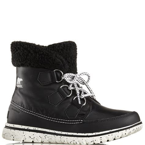 Women's Cozy Short Snow Boot