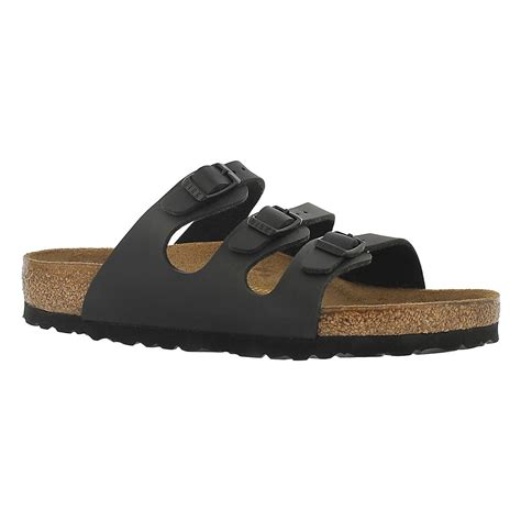 Women's Florida 3 Strap Sandal - Narrow