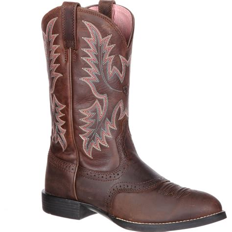 Women's Heritage Stockman Western Boot