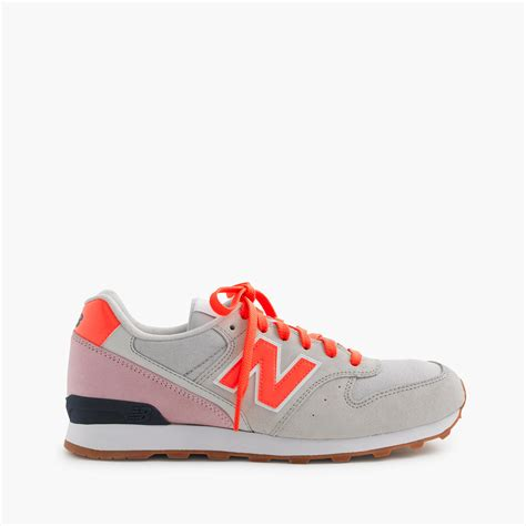Women's New Balance For J Crew 696 Sneakers