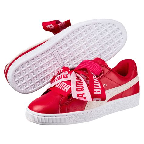 Women's Puma Coral Sneakers