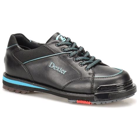 Women's SST 8 Pro Bowling Shoes, Black/Turquoise, Size 9.0