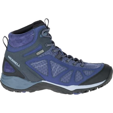 Women's Siren Sport Q2 Mid Waterproof Hiking Boot