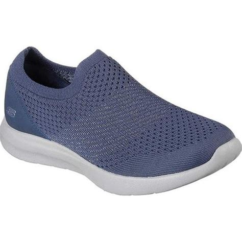 Women's Skechers Studio Comfort Premiere Class Slip On Sneaker Slate