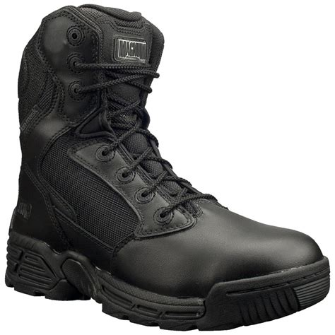 Women's Stealth Force 8.0 Side Zip Military and Tactical Boot
