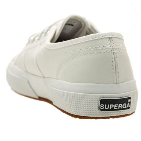 Womens 2750 Efglu Leather Trainers