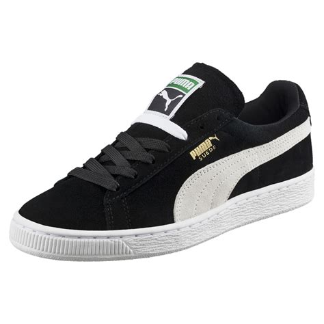 Womens Black Sneakers Puma