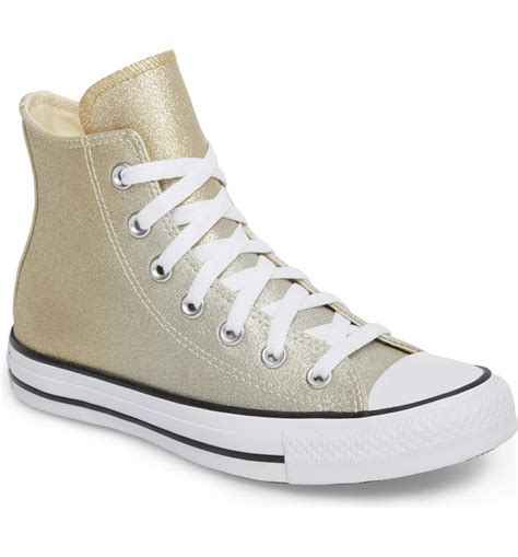 Womens Chuck Taylor All Star Ombre Metallic Sneaker