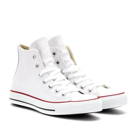 Womens Chuck Taylor White High Top Converse Sneaker