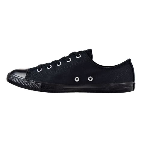 Womens Converse All Star Dainty Sneaker Black