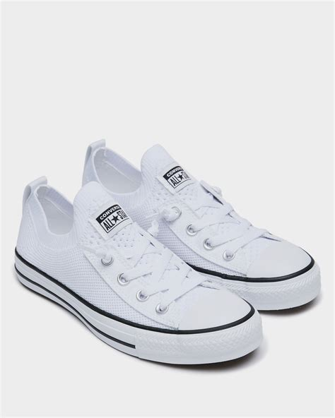 Womens Converse All Star Shoreline Sneaker White