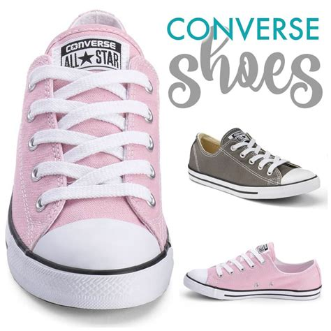 Womens Converse Sneakers At Kohls