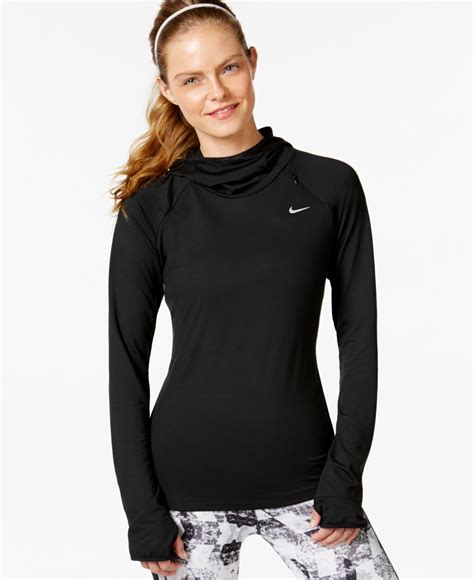 Womens Dri-Fit Pullover Hoodie