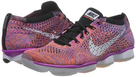Womens Flyknit Zoom Agility Training Sneakers SZ 8 M