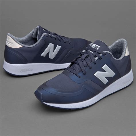 Womens Navy New Balance Sneakers