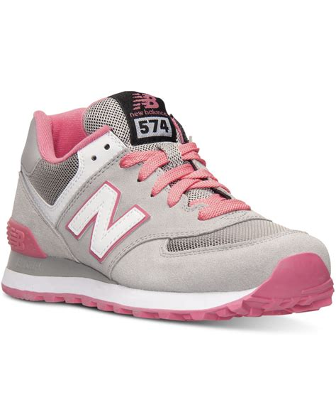 Womens Pink Sneakers New Balance