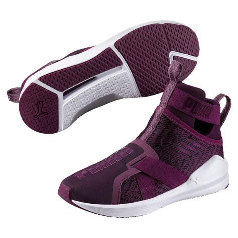Womens Puma Sneakers With Straps