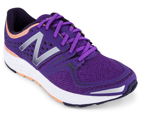 Womens Purple New Balance Sneakers