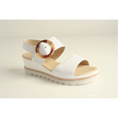 Womens Trim Leather Sandals