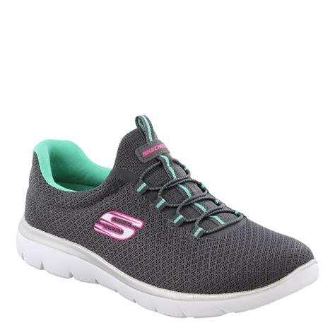 Womens Wide Skechers Sneakers