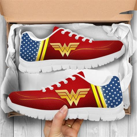 Wonder Woman Sneakers Nike Shoes
