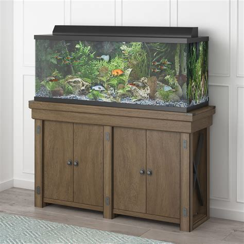 Wood 55 Gal 55 Gal Fish Tank Stand Plans