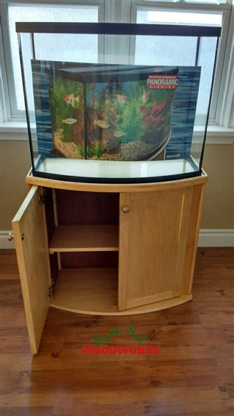 Wood Aquarium Stands Diy School