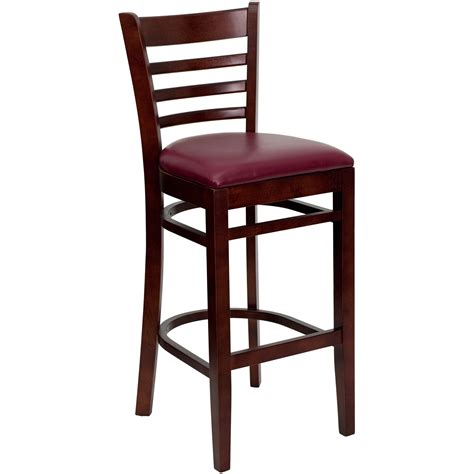 Wood Bar Stools With Backs Plansee Tungsten