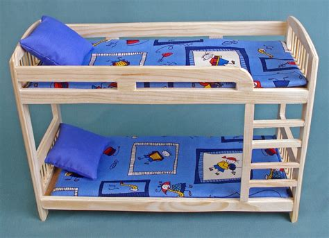 Wood Barbie Bed Diy