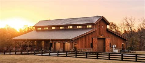 Wood Barn Construction Costs