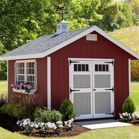 Wood Barn Kit Prices