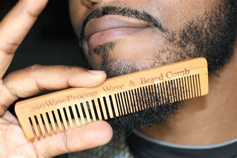 Wood Beard Comb Plans