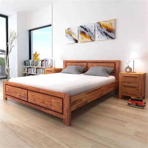 Wood Bed Platform Kit