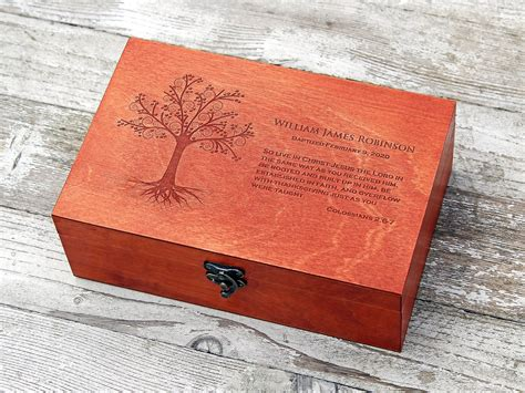 Wood Bible Box Plans