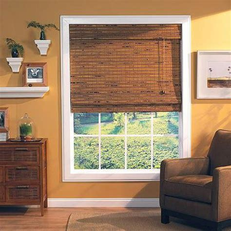 Wood Blinds Or Roman Shades