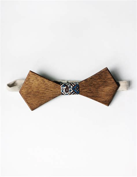Wood Bow Tie Diy