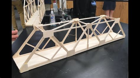 Wood Bridge Project Ideas