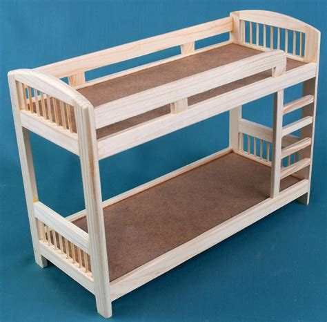 Wood Bunk Bed Diy Kit