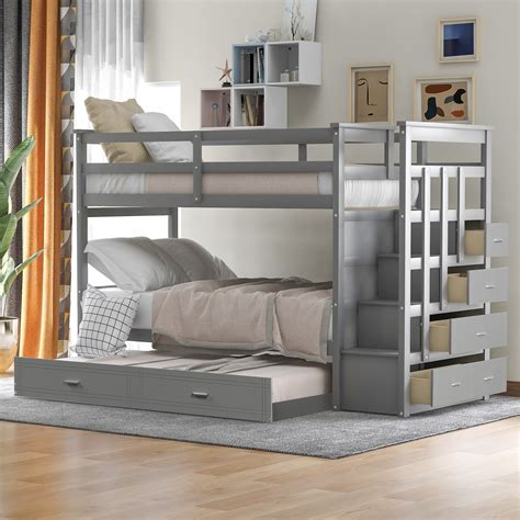Wood Bunk Bed Ideas