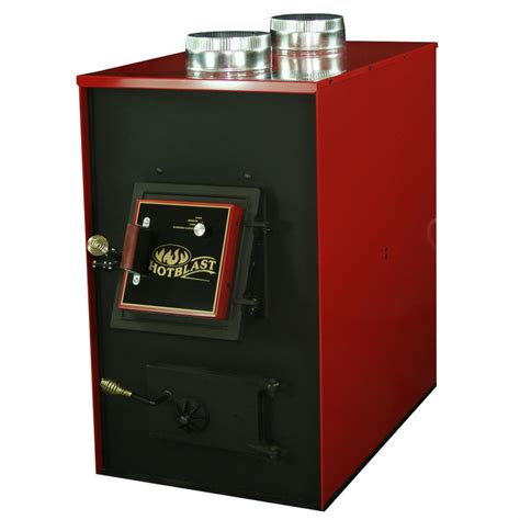 Wood Burning Outdoor Furnace Planswift