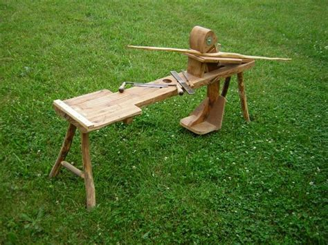 Wood Carving Bench Plans PDF