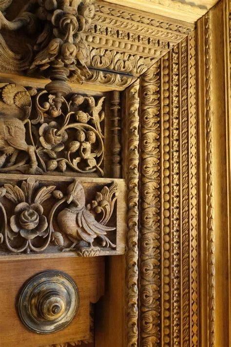 Wood Carving Designs For Door Frames