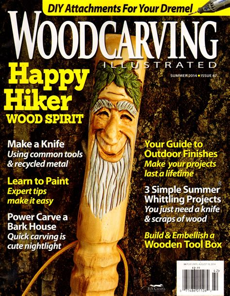 Wood Carving Illustrated Magazine Back Issues