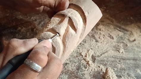 Wood Carving With Dremel How To