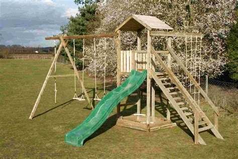 Wood Climbing Frame Plans