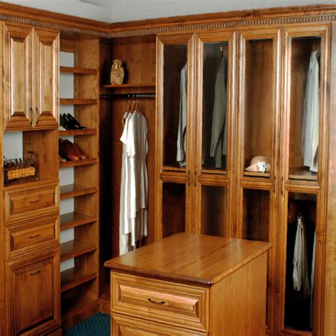 Wood Closet Systems In San Diego