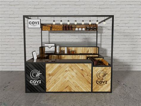 Wood Coffee Cart Plans