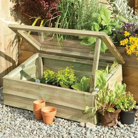 Wood Cold Frame Dismantle