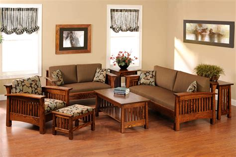 Wood Couch Designs